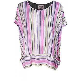 A Postcard from Brighton Cassandra Candy Striped Top