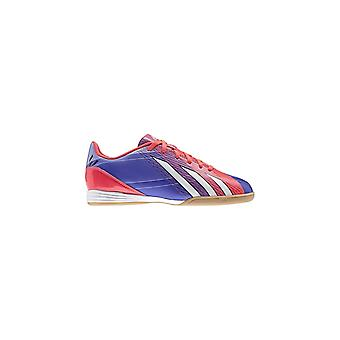 Adidas F10 IN J Messi G97726 football all year kids shoes