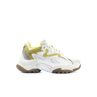 ASH ADDICT WHITE YELLOW SNEAKER
