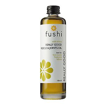 Fushi Wellbeing Really Good Muscle & Joint Oil 100ml (F0050507)