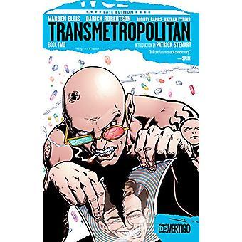 Transmetropolitan Book Two by Warren Ellis - 9781401294304 Book
