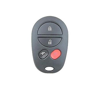 Toyota Kluger Aurion Remote Car Key 4 Button Replacement Shell/Case