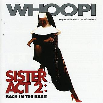 Various Artists - Sister Act II [CD] USA import