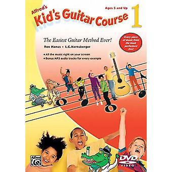 Kids Guitar Course 1 [DVD] USA import