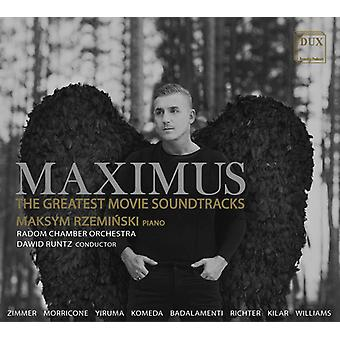 Maximus [CD] USA import