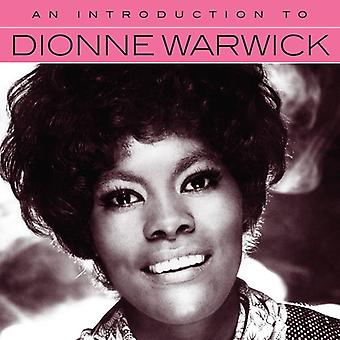 Dionne Warwick - An Introduction to [CD] USA import