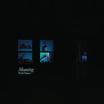 Meaning [CD] USA import