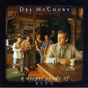 Del McCoury - Deeper Shade of Blue [CD] USA import