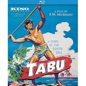 Tabu [Blu-ray] USA import