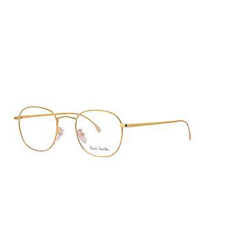 Paul Smith ARNOLD PSOP008V1 02 Gold Glasses