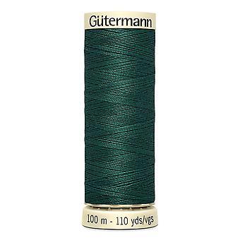 Gutermann Coser-todo 100% Hilo de Poliéster 100m Mano y Máquina Código de Color - 869