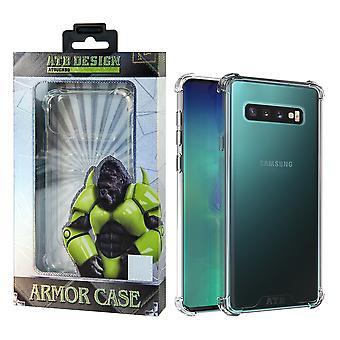 Samsung S10 Plus Case Transparent - Anti-Shock