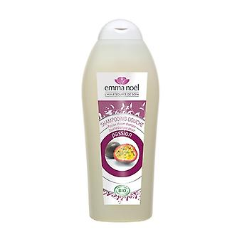 Cosmebio passion shower shampoo 750 ml