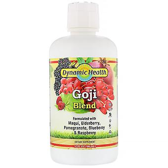 Dynamic Health  Laboratories, Goji Blend, 32 fl oz (946 ml)