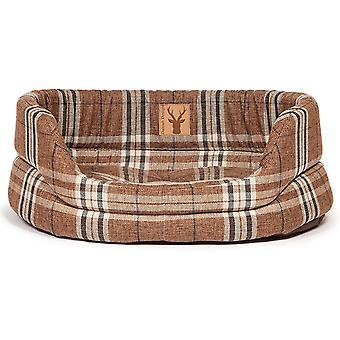 Design Dinamarquês Newton Truffle Slumber Bed - 76cm (30 polegadas)