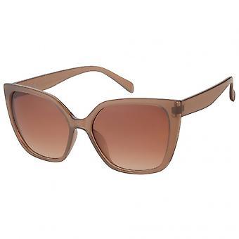 Sunglasses women sport A60780 14.5 cm beige/brown