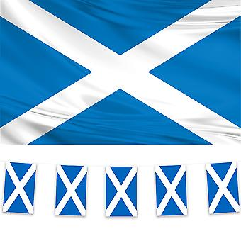 Scotland Flag & Bunting Pack