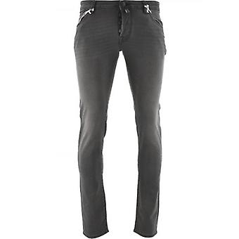 Jacob Cohen 622 Grå Komfort Stretch Jean