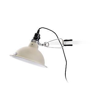 Faro Pepper - 1 Light Table Clip On Lamp Beige, E27
