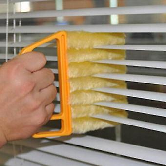 Mikrofaser-Reiniger Bürste für Fenster, Klimaanlage und alle Arten von Jalousien