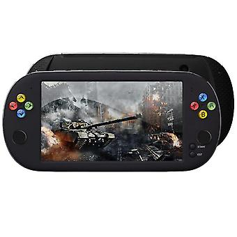 Retro Arcade Video Game Console, 8gb Memory Card With 1500 Free Games, Support