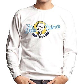 The Little Prince 1943 Logo Men's Sweatshirt