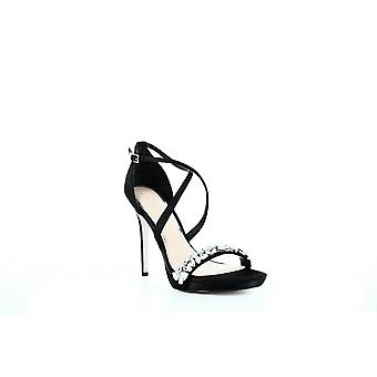 Jewel de Badgley Mischka | Sandale cu toc Dany