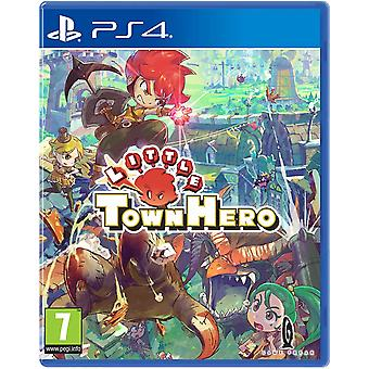 Little Town Hero Big Idea Edition PS4 Game