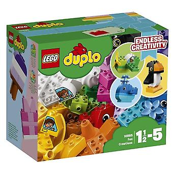 10865 Fun LEGO creations