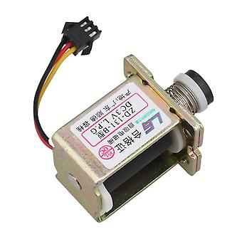 Iron Self-Priming Solenoid Valve for Gas Water Heater and Gas Stove