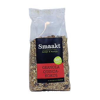 Granola, Quinoa y Coco 350 g