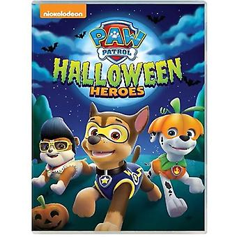 Paw Patrol: Halloween Heroes [DVD] USA import