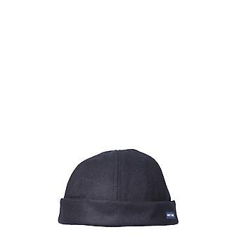 Saint James 8102cc Men's Blue Wool Hat