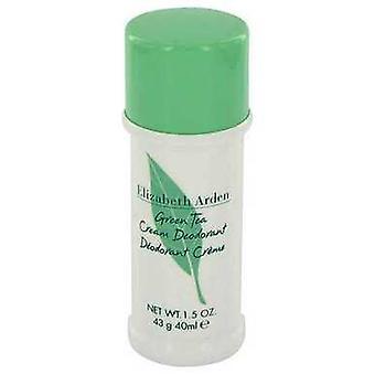 Grønn te av Elizabeth Arden deodorant Cream 1,5 oz (kvinner) V728-449266