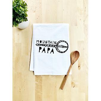 Mountain Papa Dish Towel