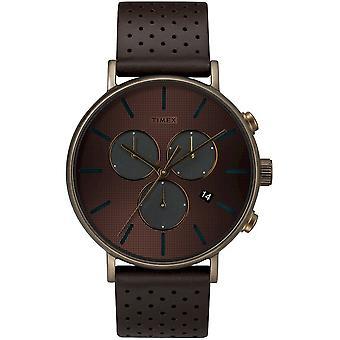 Timex Miesten kello TW2R80100 Kronografit