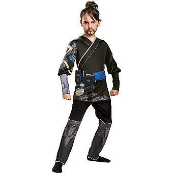 Boy's Hanzo Deluxe Costume - Overwatch