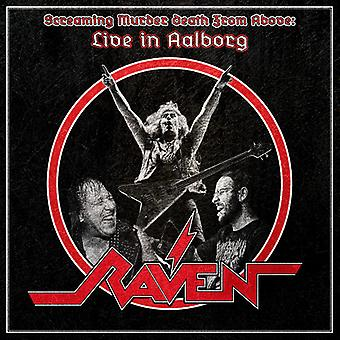 Raven - Screaming Murder Death From Above: Live In [Vinyl] USA import