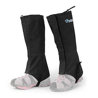 Windproof, Anti-tear, High Cover Leg Gaiters For Hiking/hunting/ Climbing