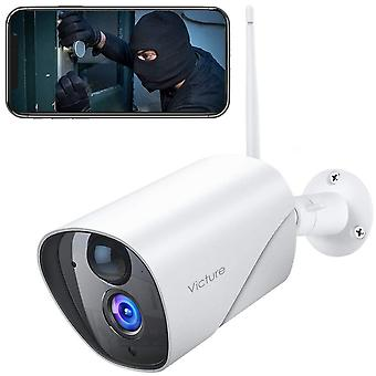 Victure security outdoor cctv camera 1080p weatherproof 2.4g wifi camera,cctv system with night visi
