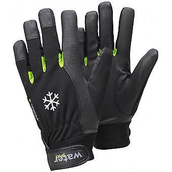 Teplé zimné fleece lemované rukavice - tegera 517