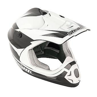 Stealth HD204 GP Replica Kids MX Helmet - Black