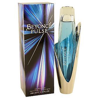 Beyonce pulssi by Beyonce Eau De Parfum Spray 3,4 oz/100 ml (naisten)
