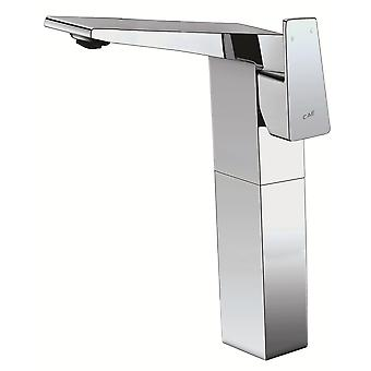 Alfi Brand Ab1475-Pc Pulido Cromo De un solo agujero alto grifo de baño