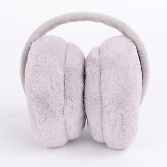 Autumn And Winter Warm And Comfortable Unisex Skiing Fur Headphones