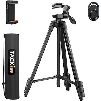 "Tripod,150cm(60"")Camera Tripods with Bluetooth,Lightweight Tripods"