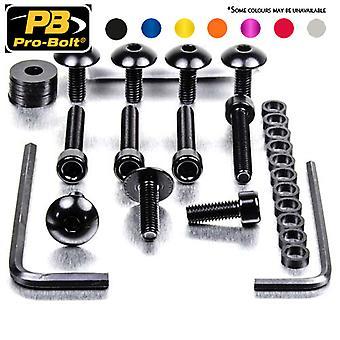 Pro Bolt Aluminium Fairing Bolt Kit (11 Pack) FSU250