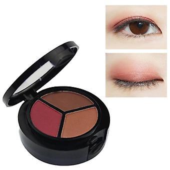 Makeup Shimmer Eyeshadow Palette Smoky Cosmetics Set
