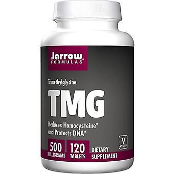 Jarrow Kaavat TMG 500mg Välilehdet 120