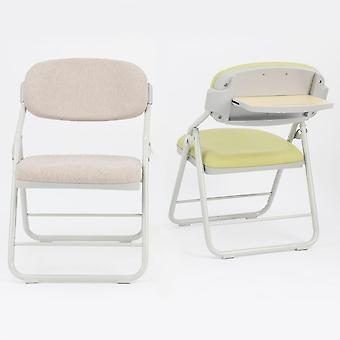 Folding Chair, Rear Writing Board Church Back Chairs